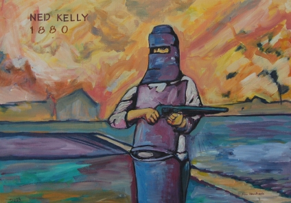 Ned Kelly 1880